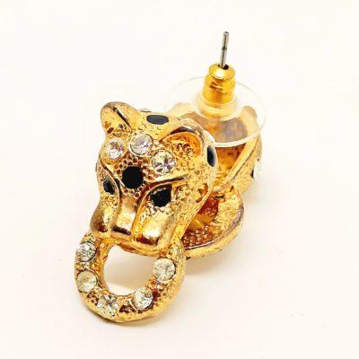 Bijou BO panthères haute fantaisie earrings
