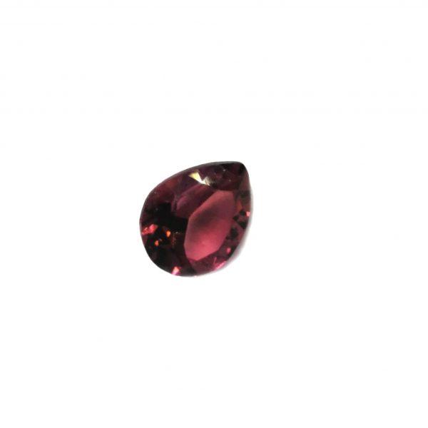Tourmaline rubellite Pierre Natuerelle Natural stone, 0.65ct – Transbaikalia, Russie